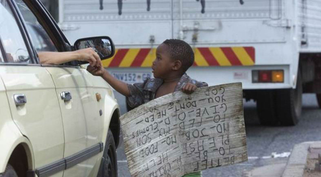A few important points to note regarding street children: