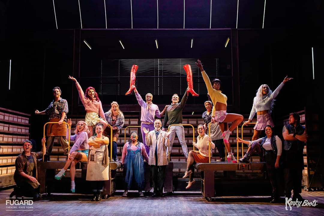 Kinky Boots photo credit The Fugard Theatre